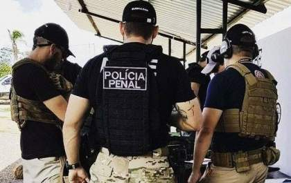 Morre o policial penal Marcus Spinelli