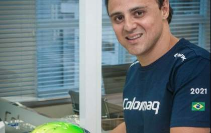Colormaq patrocina Felipe Massa na Stock Car