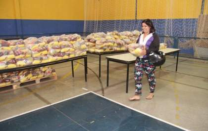 Cadastro para receber o Kit Merenda escolar de Birigui vai até sexta