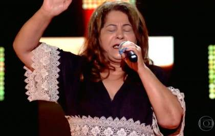 Cantora Sueli Rodrigues está na final do The Voice+