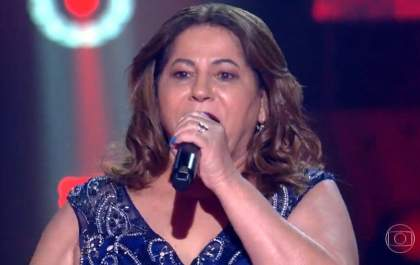 Sueli Rodrigues deixa a final do The Voice+