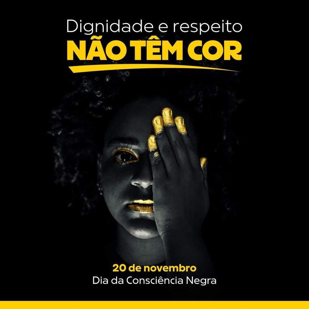 Resultado de imagem para Nesta quarta-feira, 20 de novembro, será celebrado o Dia da Consciência Negra