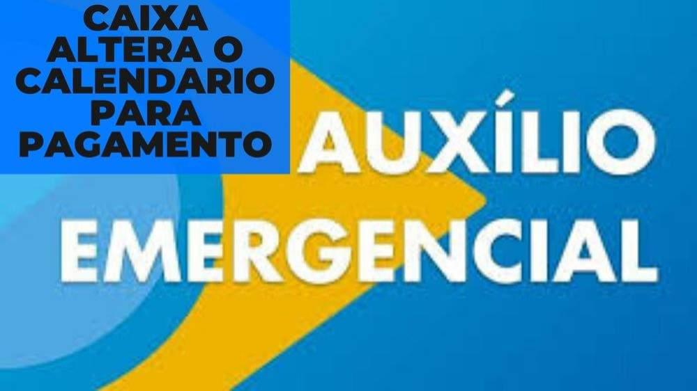 Caixa divulga novo calendário de saques do auxílio emergencial de ...